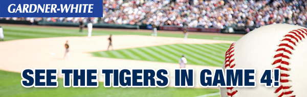See the Tigers in Game 4!