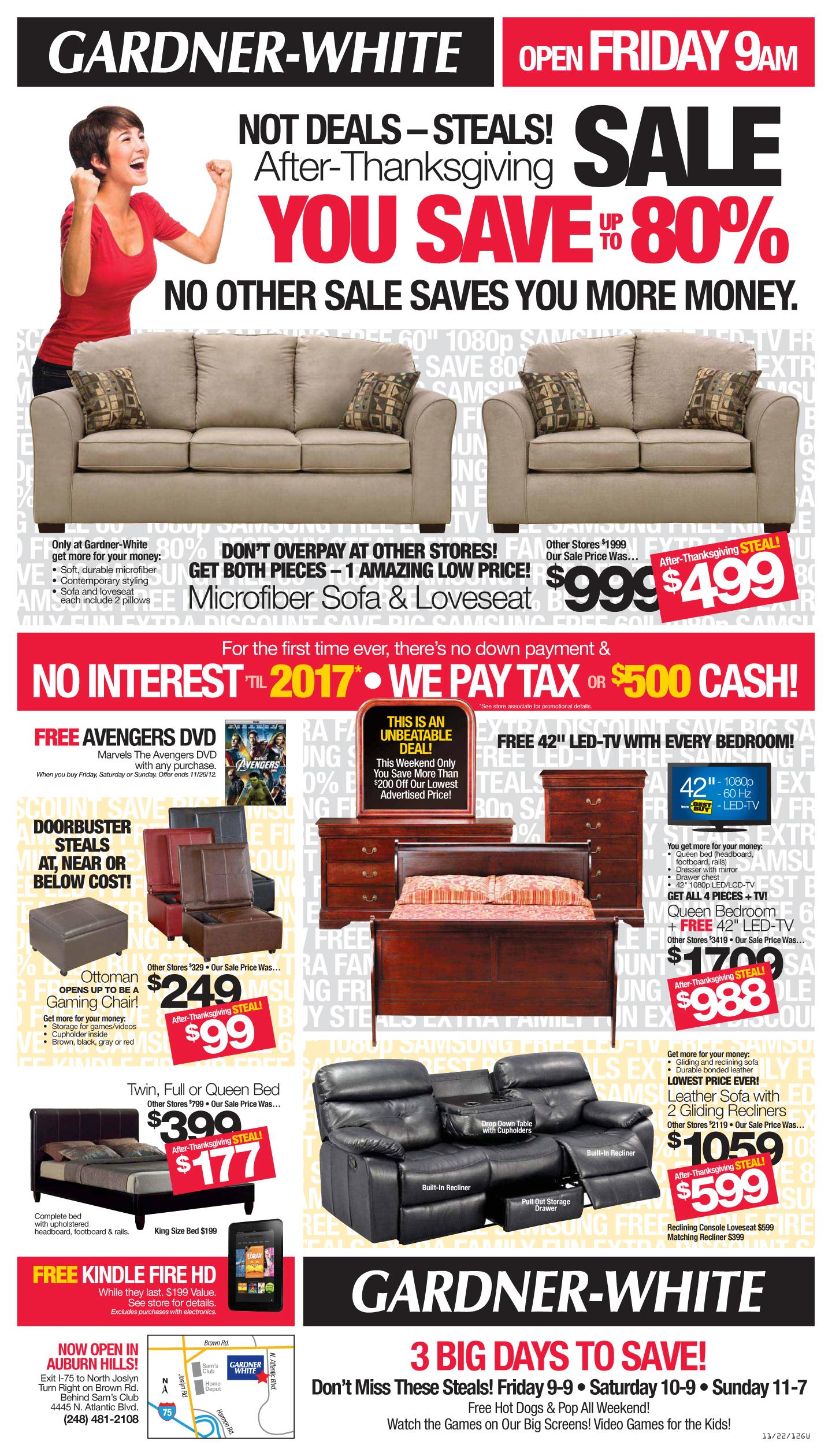 Havertys Furniture Corporate Office - Interior Design