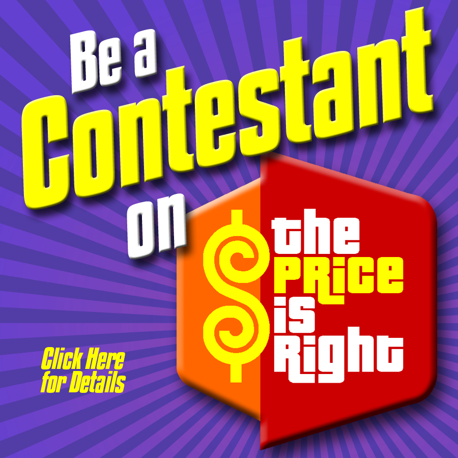 Come on Down to The Price is Right! : Gardner-White BlogGardner-White Blog