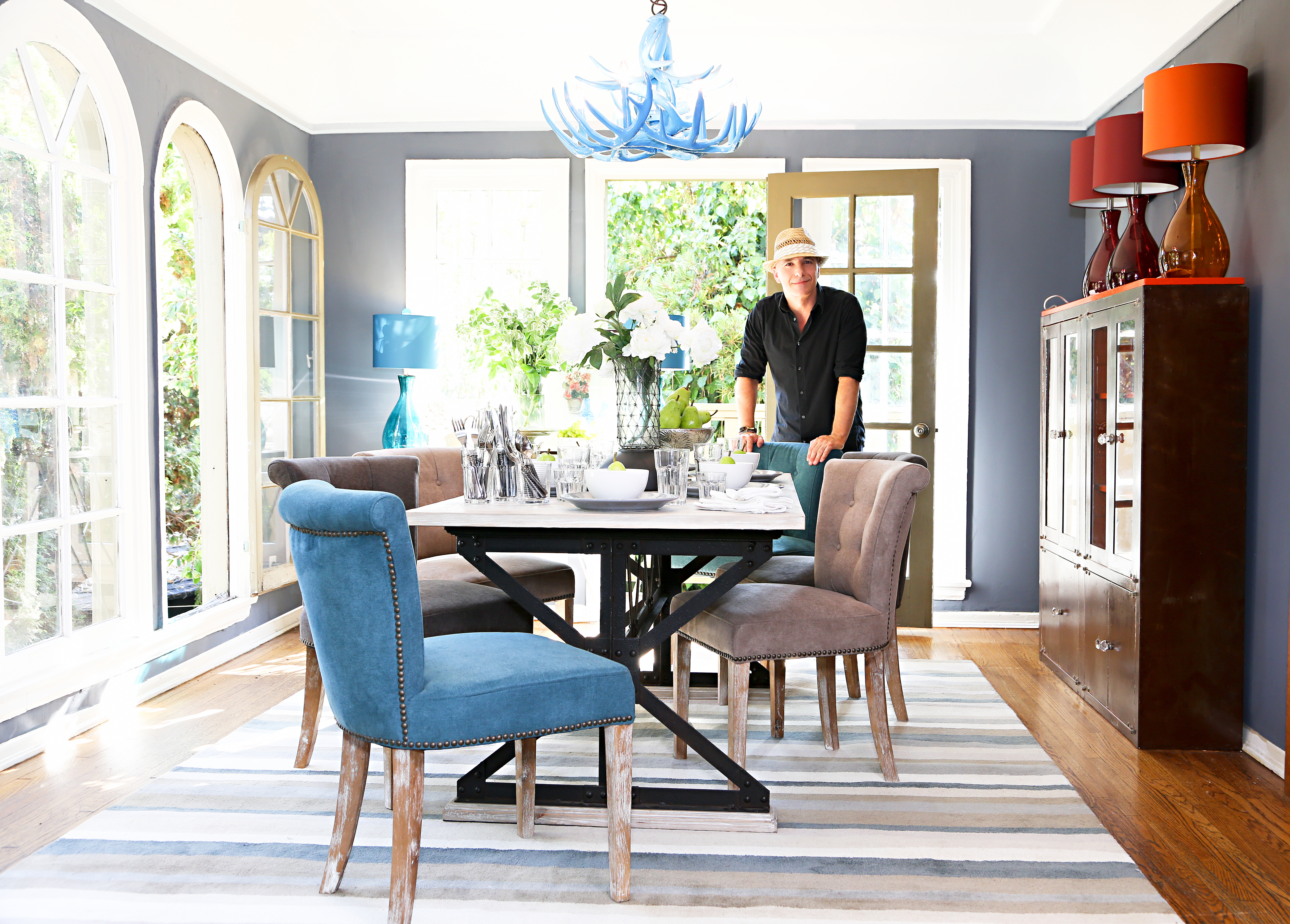 Decorating Your Small Space With Practicality And Style In Mind Angelo Surmelis Dining Room 1