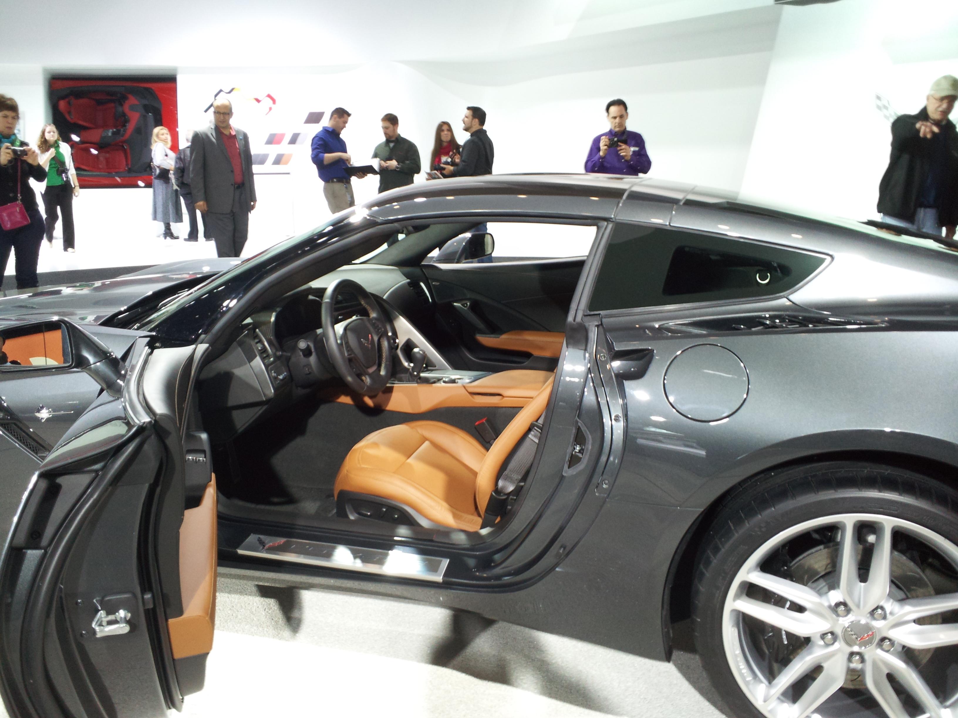 2014_Corvette_Kalahari_Interior_at_2013_Detroit_Auto_Show