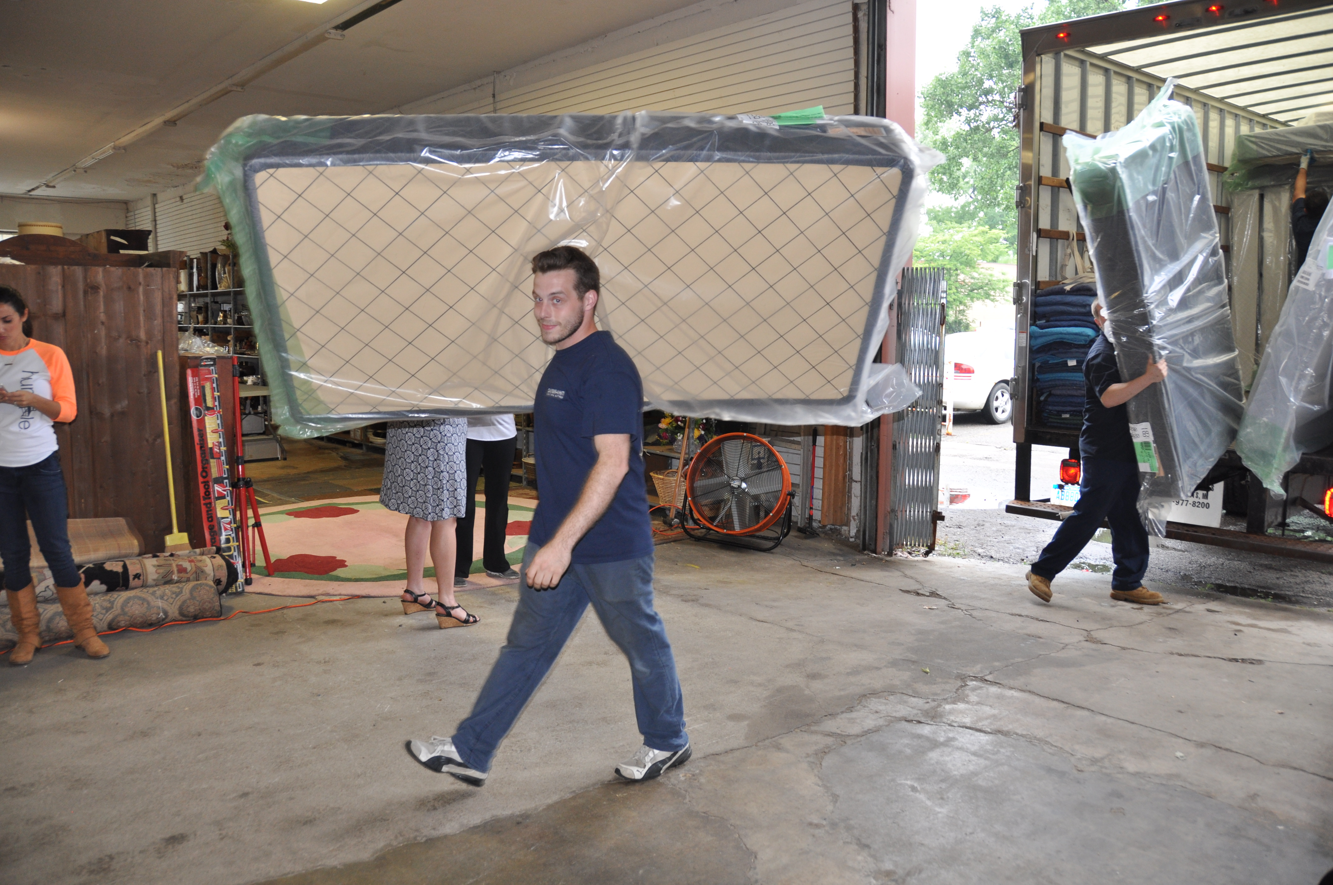 additionally gardner white is the only retailer in the midwest to offer same day delivery so that a consumer can purchase a mattress today and sleep on it - Same Day Mattress Delivery