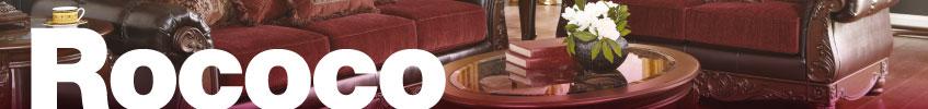 Living Room Look: Rococo