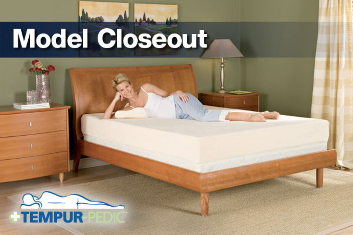 the classicbed by tempur