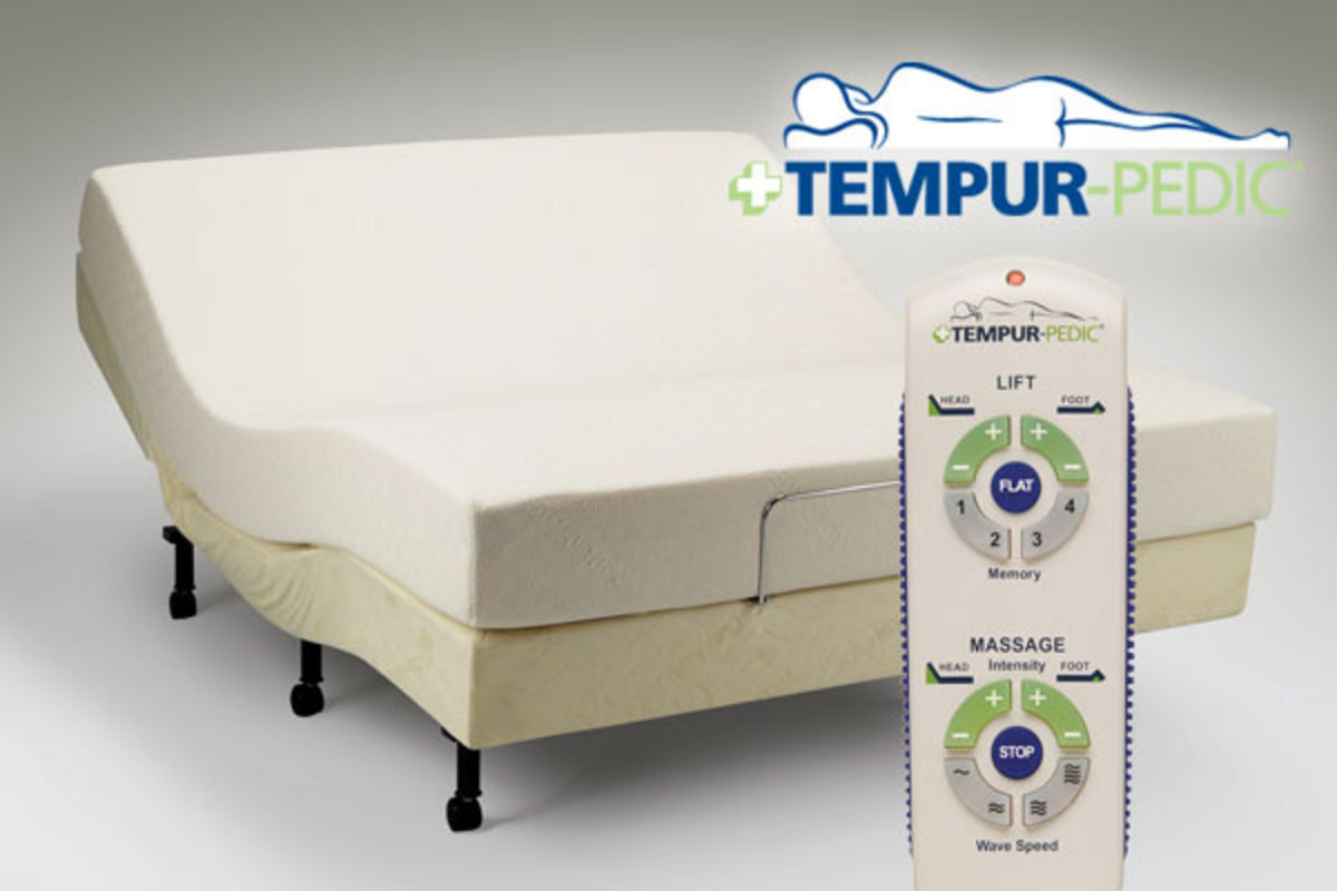 Tempur Advanced Ergo System By Tempur Pedic Bed Mattress