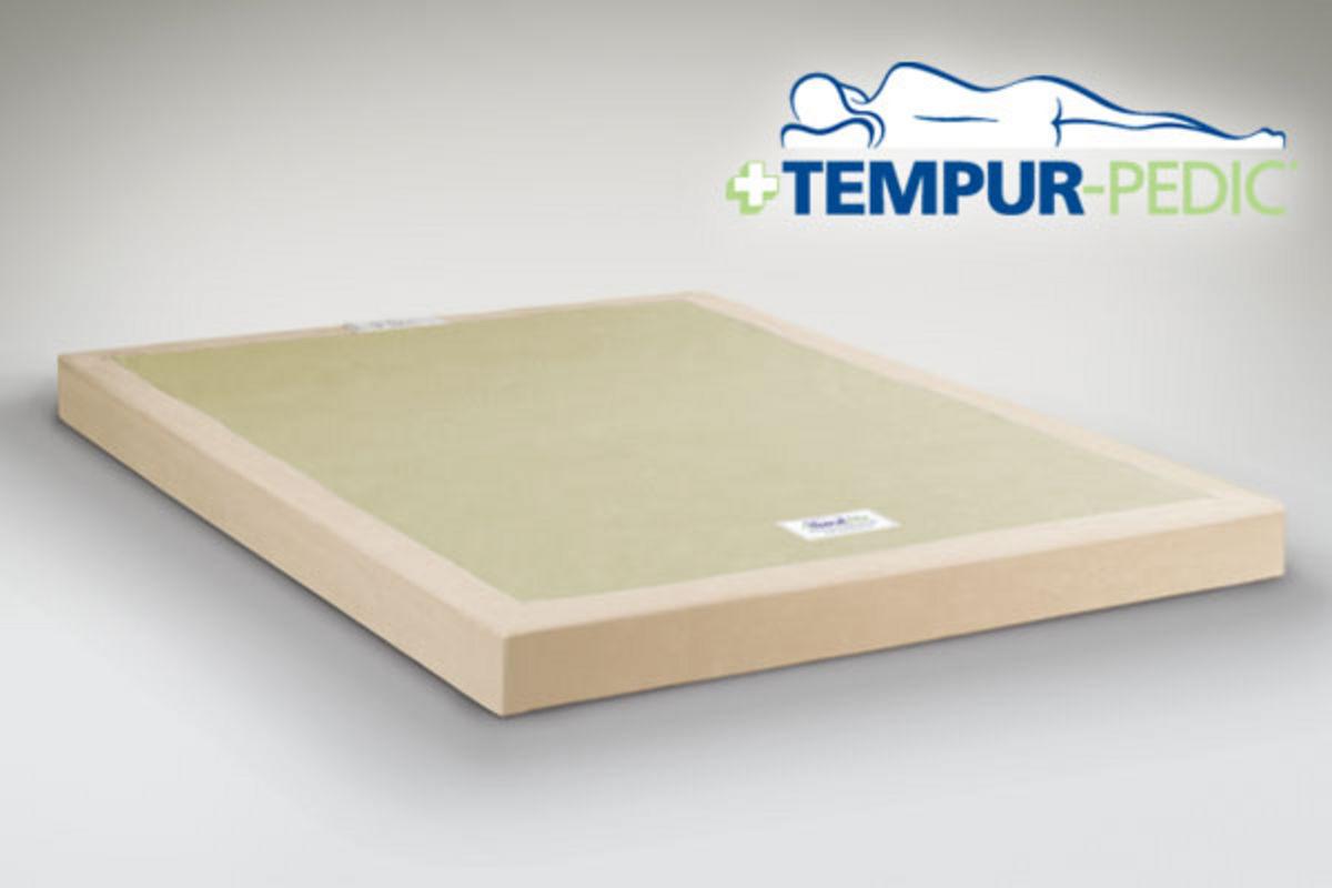 Tempur Pedic Allura & Rhapsody Foundations Collection