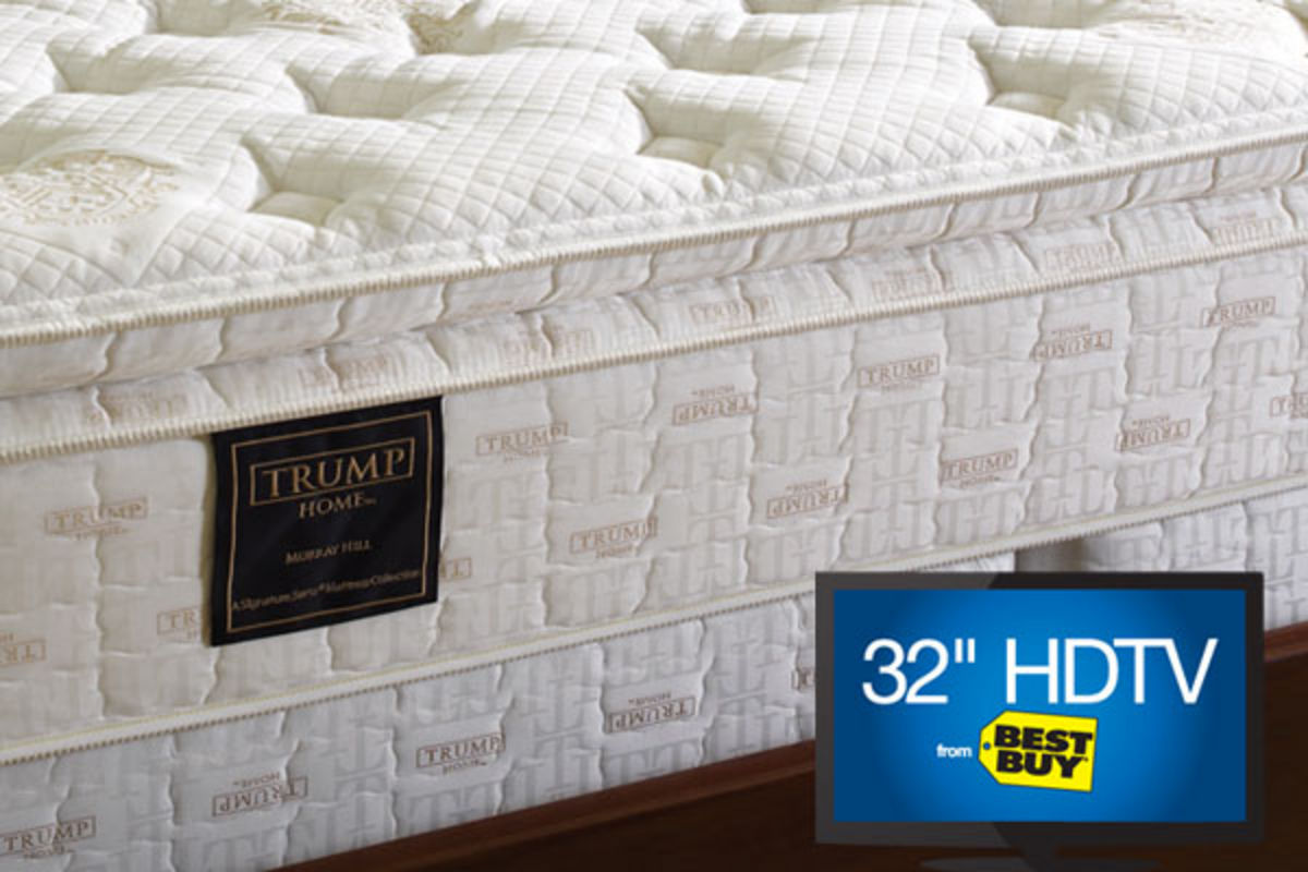 trump home bryant park with 32 tv or kindle fire