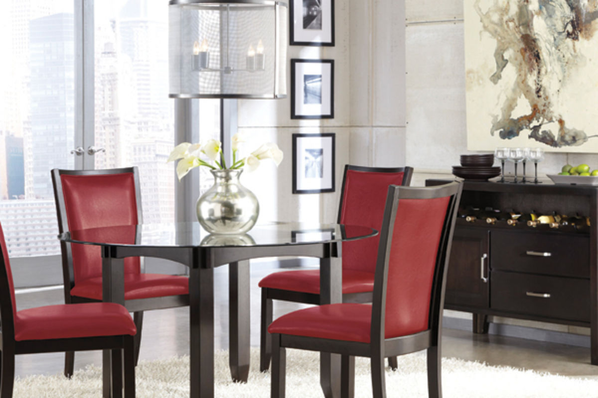 Trish By Ashley Dining Room Collection