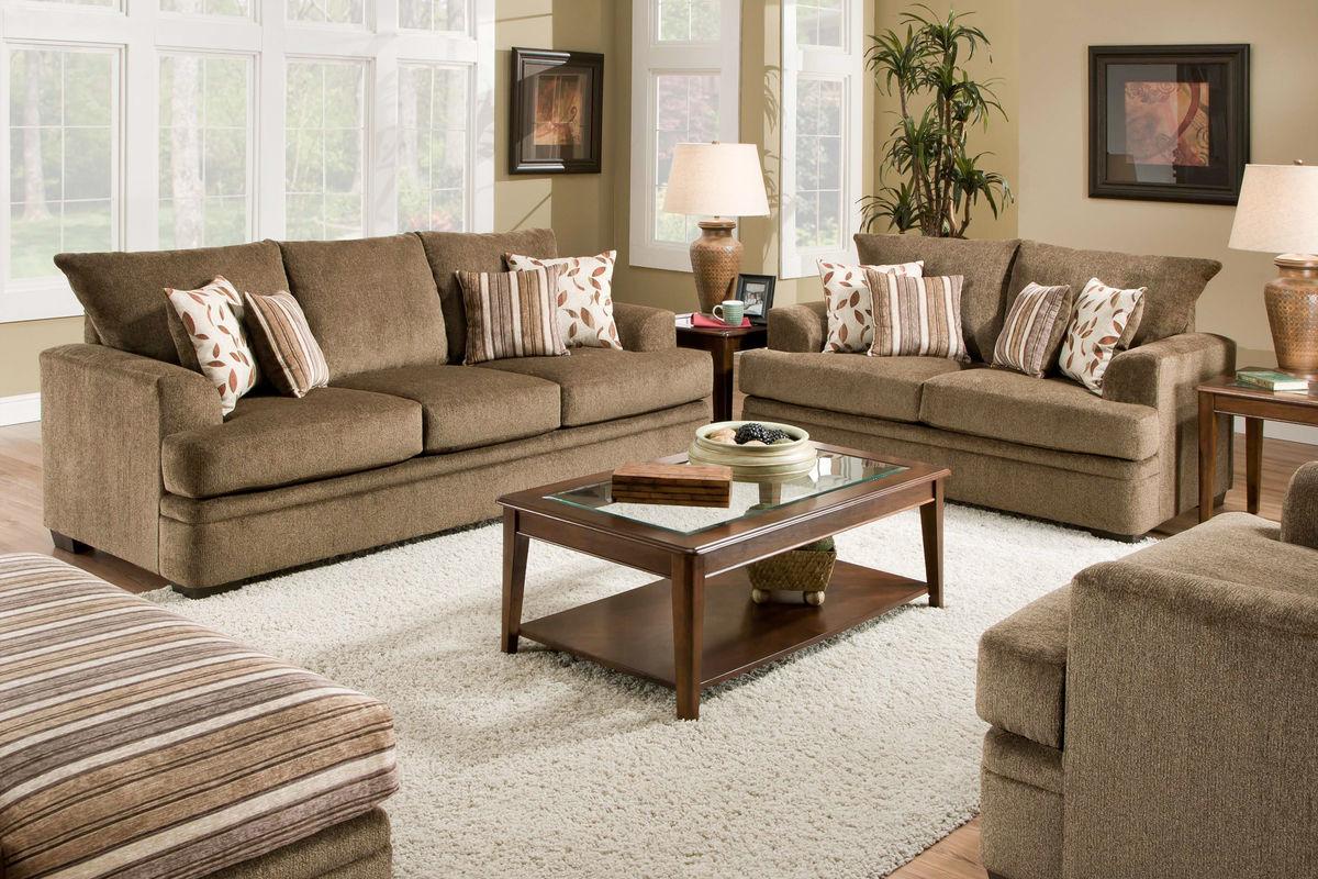 Bingham Living Room Collection