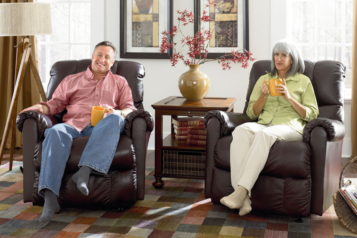 Lane Recliners from Gardner-White Furniture