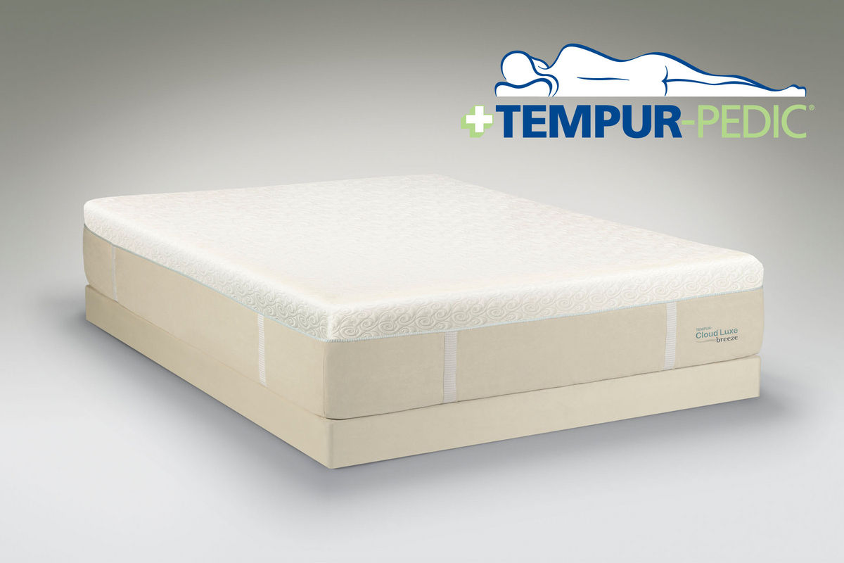 Pedic Mattress Reviews Tempur Pedic Cloud Luxe March 2011
