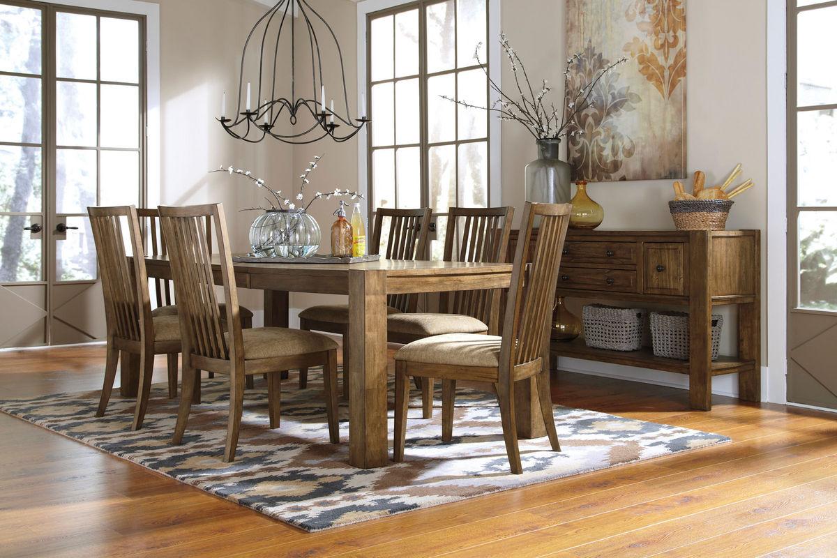 Birnalla Collection Dining Room At Gardner White Furniture
