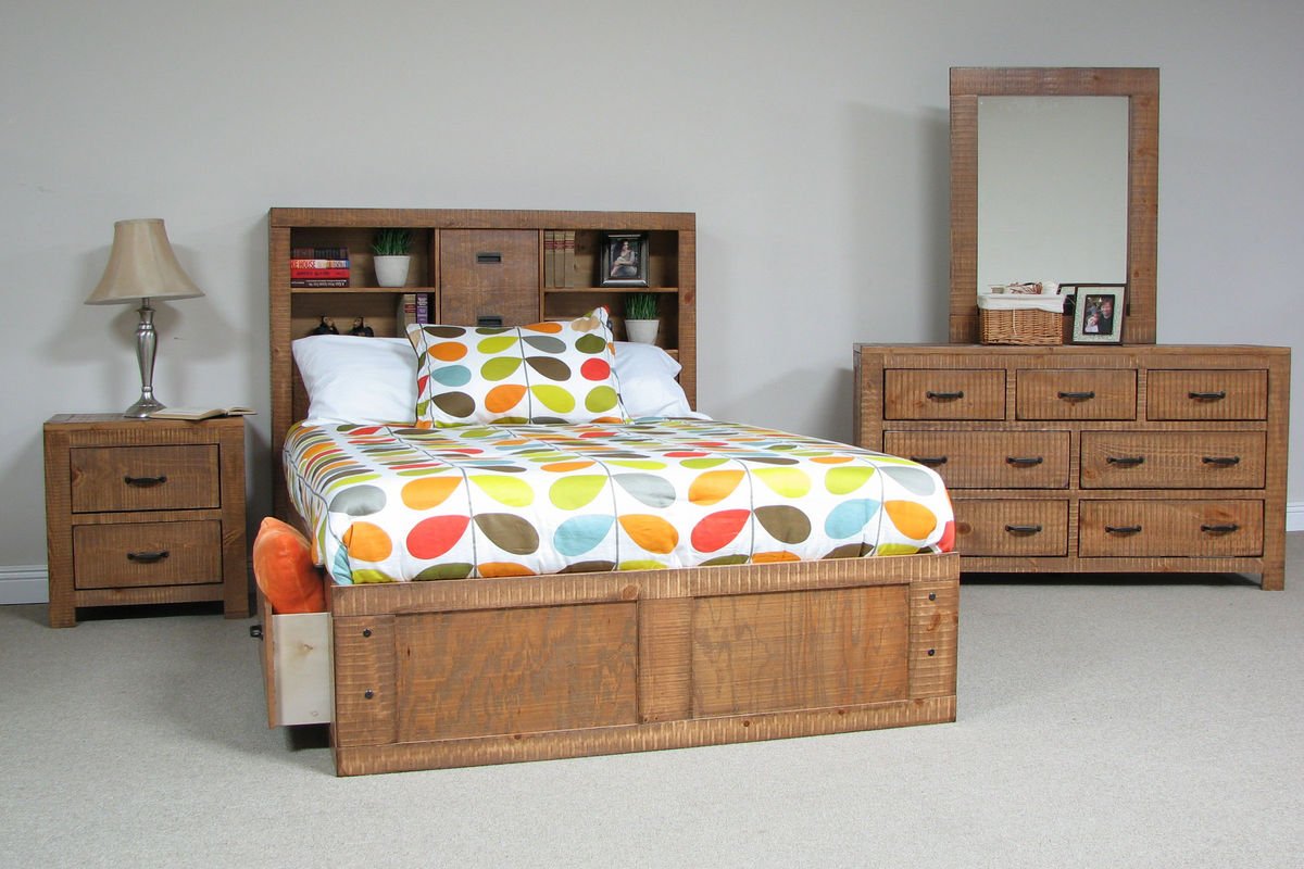 honey bedroom collection