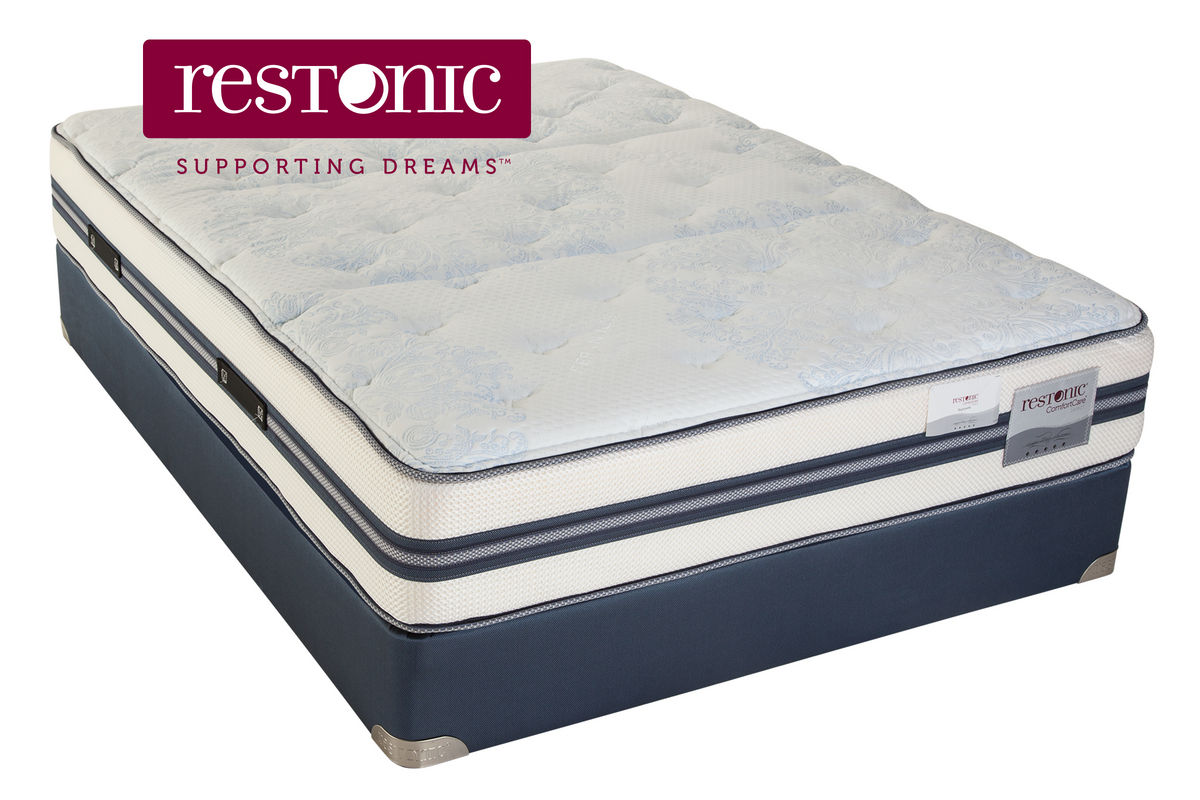 Restonic 174 Comfort Care Select South Beach Mattresses