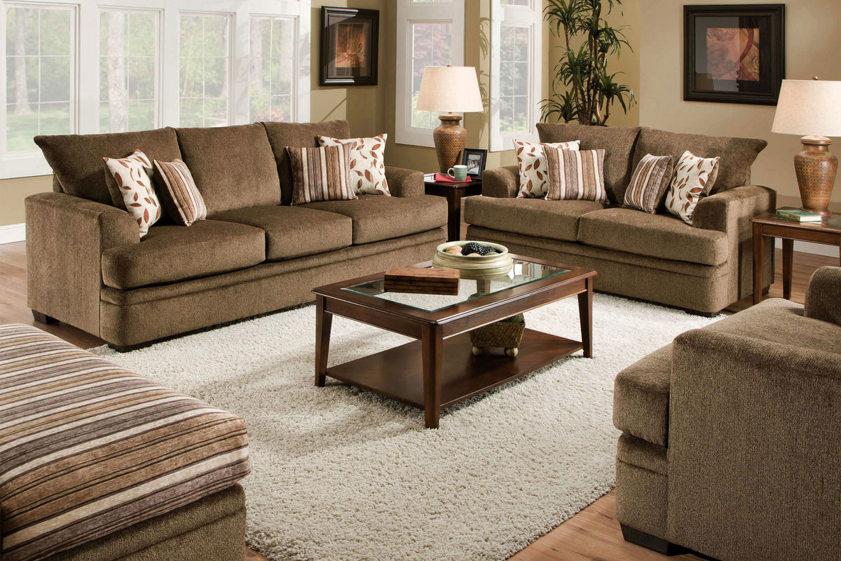 Bingham Living Room Collection