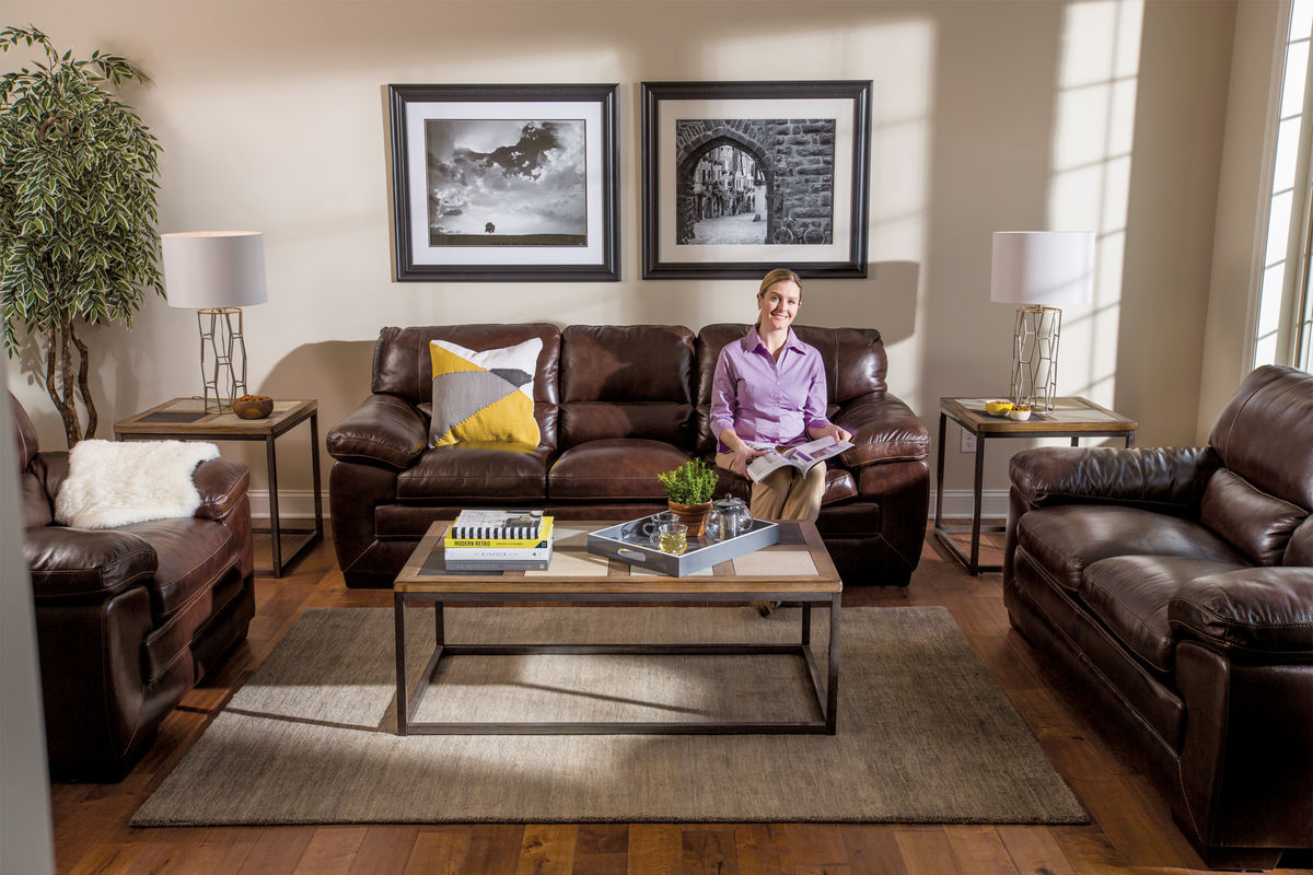 Spencer Living Room Collection
