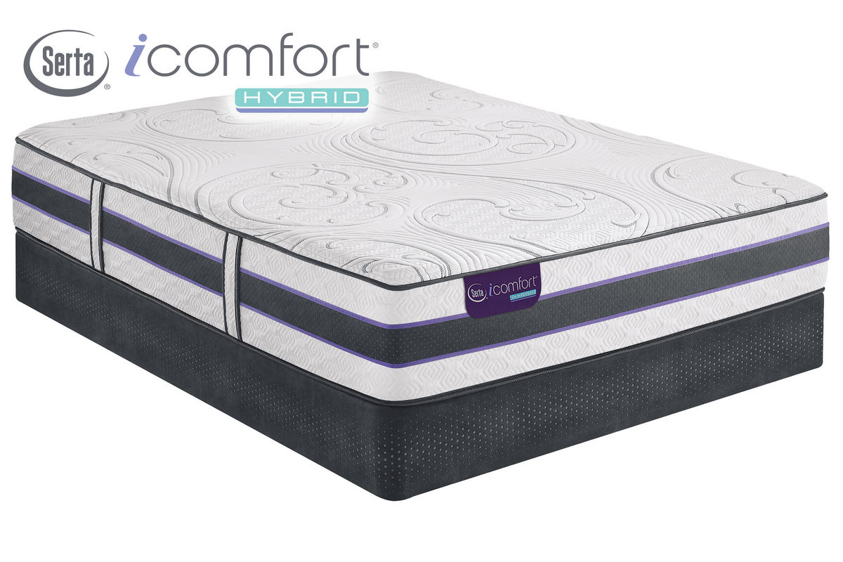 Serta i fort Hybrid HB500S Mattresses Collection