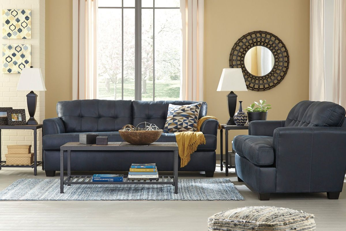 Nikko by ashley home decor collection - Gardner white furniture living room ...
