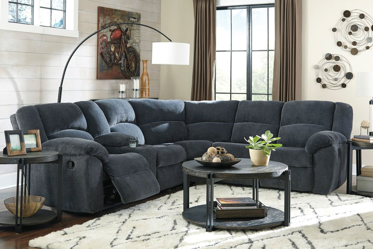Simpson By Ashley Living Room Collection