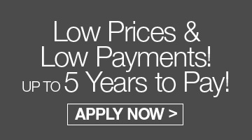 Low Prices & Low Payments - Apply Now!