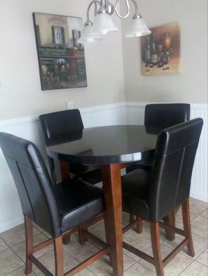 Montibello Marble Gathering Table