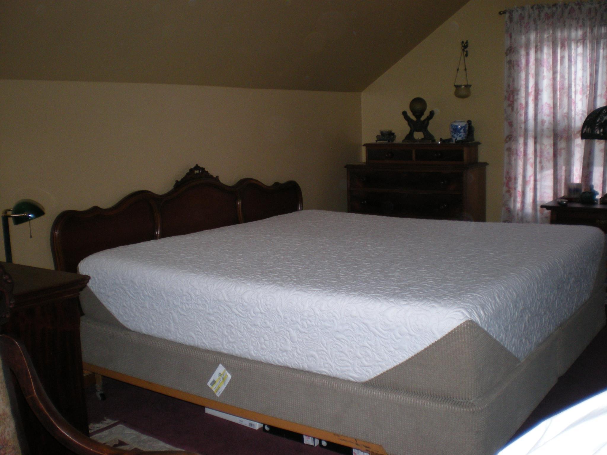 Description From Serta Icomfort Genius Bed Mattress Sale