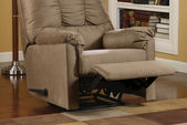 DuraPella Cafe Microfiber Recliner