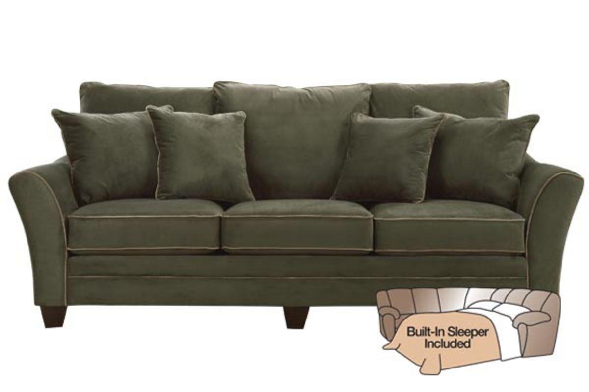 Montana Sleeper Sofa At Gardner White