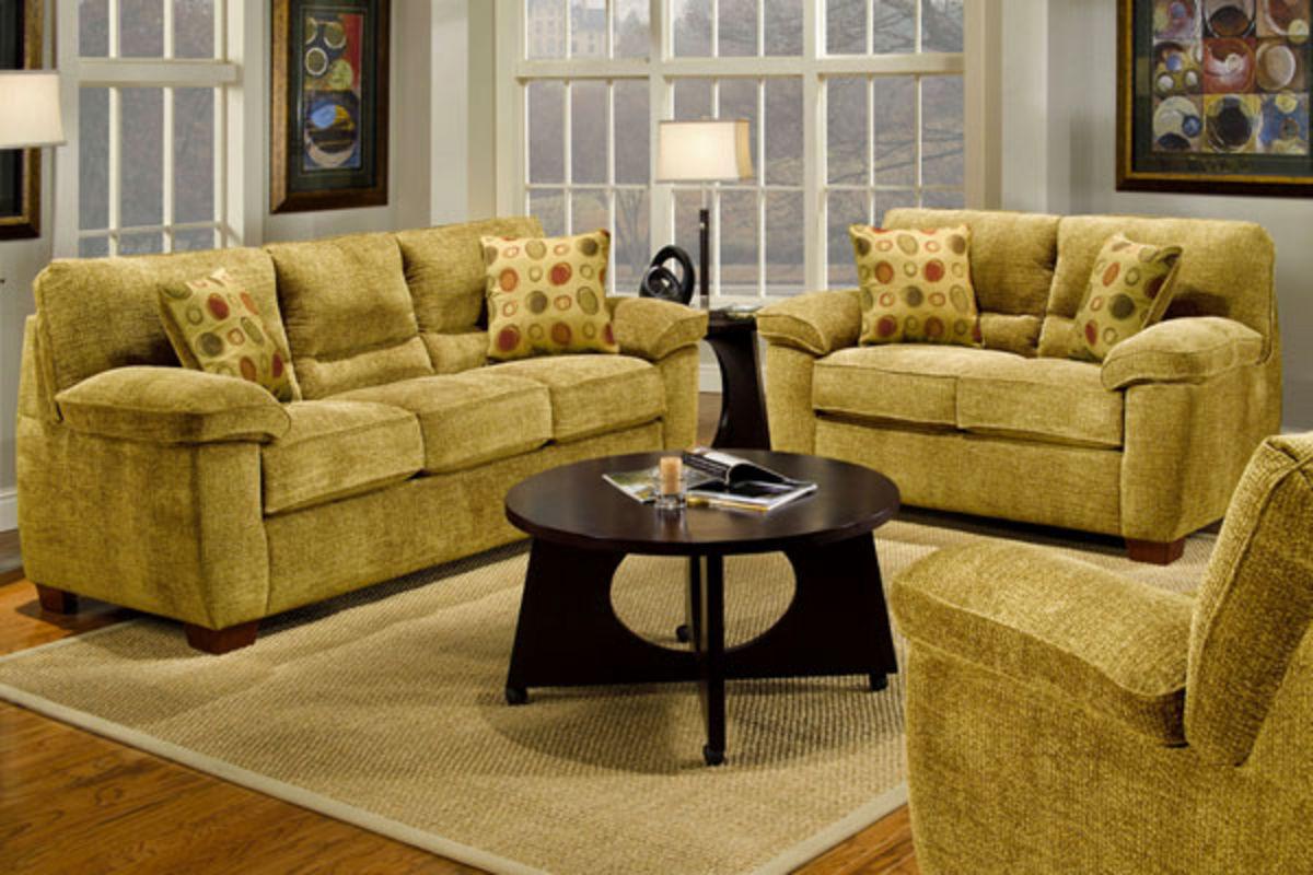 Rockford Sofa Loveseat And Recliner At Gardner White