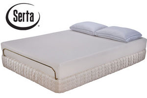 Serta Apple Valley Visco Memory Foam Queen Set