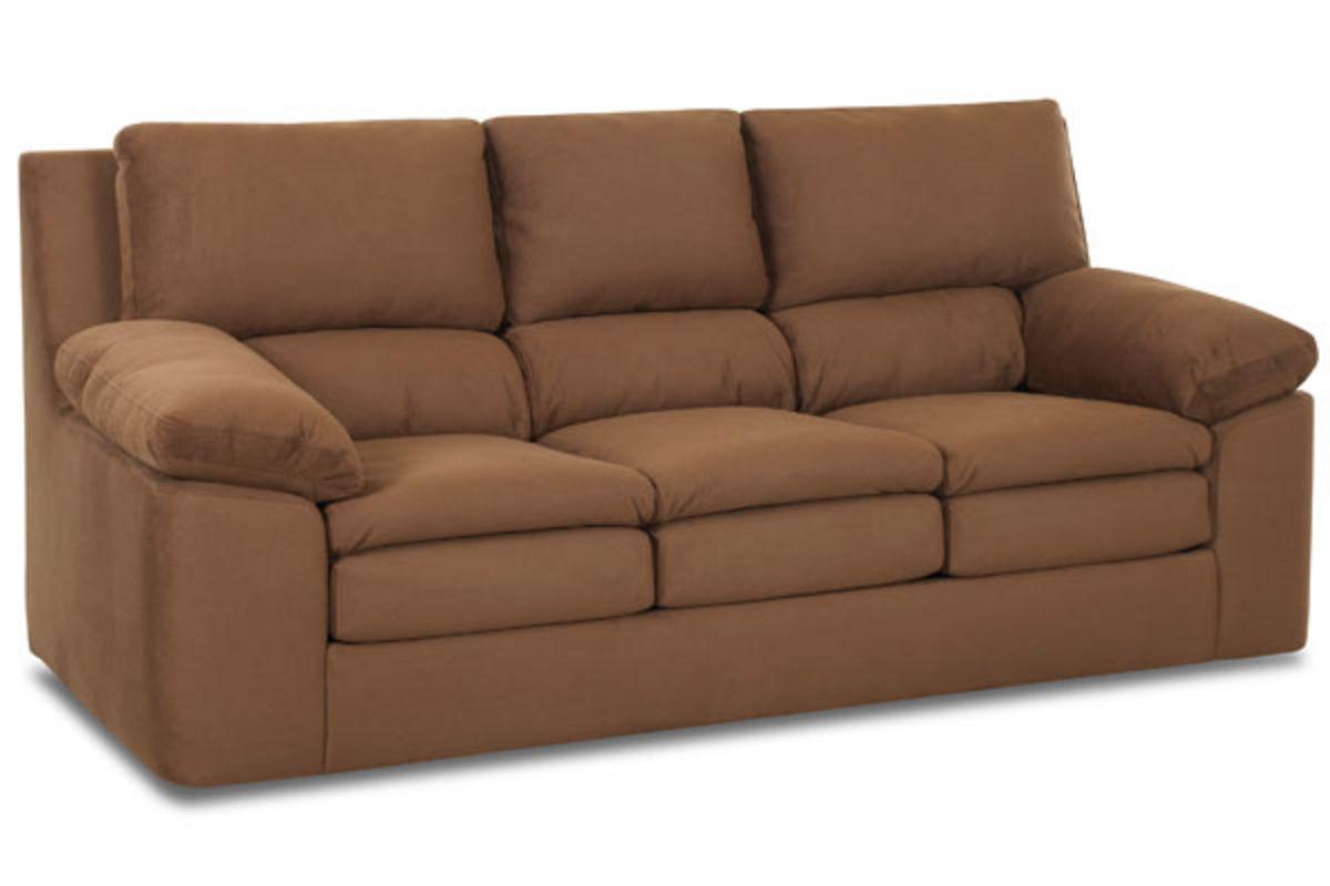 Buck Microfiber Sofa At Gardner White