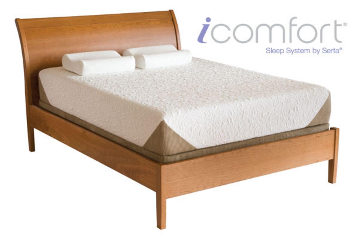 Icomfort by serta genius king mattress at gardner white for Gardner white credit