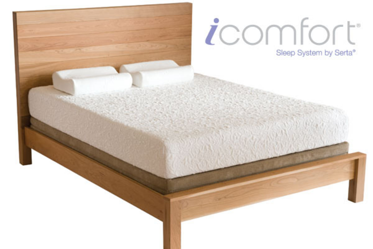 i fort by Serta Insight Twin Extra Long Mattress