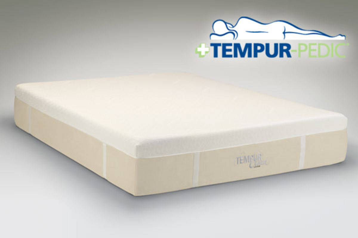 Tempur Cloud Luxe Twin Extra Long Mattress At Gardner White
