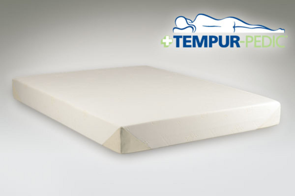 Tempur Contour Twin Extra Long Mattress At Gardner White