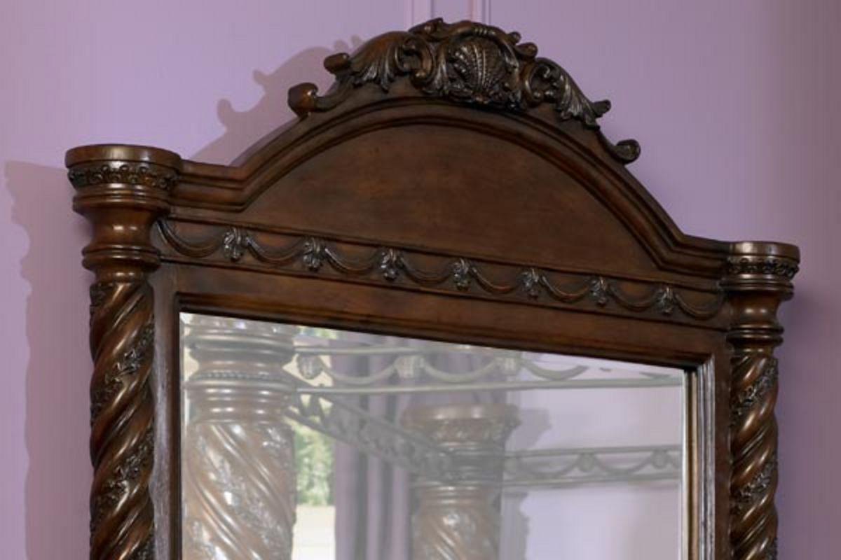 North Shore Dresser And Mirror At Gardner White