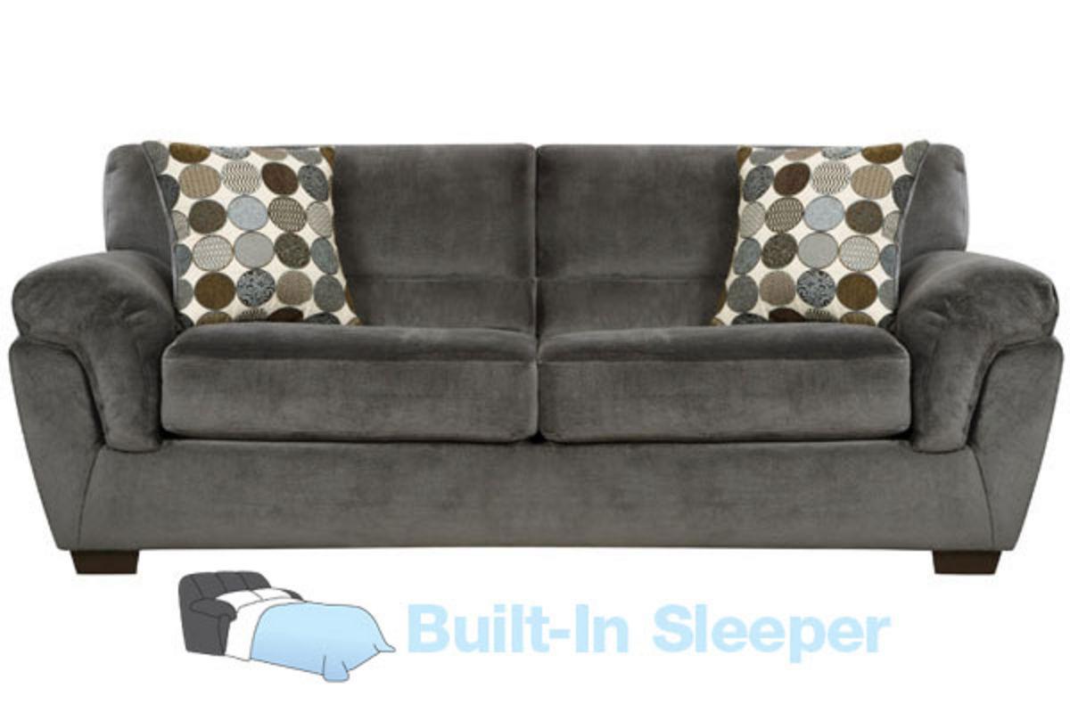 Rhino Microfiber Queen Sleeper Sofa : 271291200x800 from www.gardner-white.com size 1200 x 800 jpeg 75kB