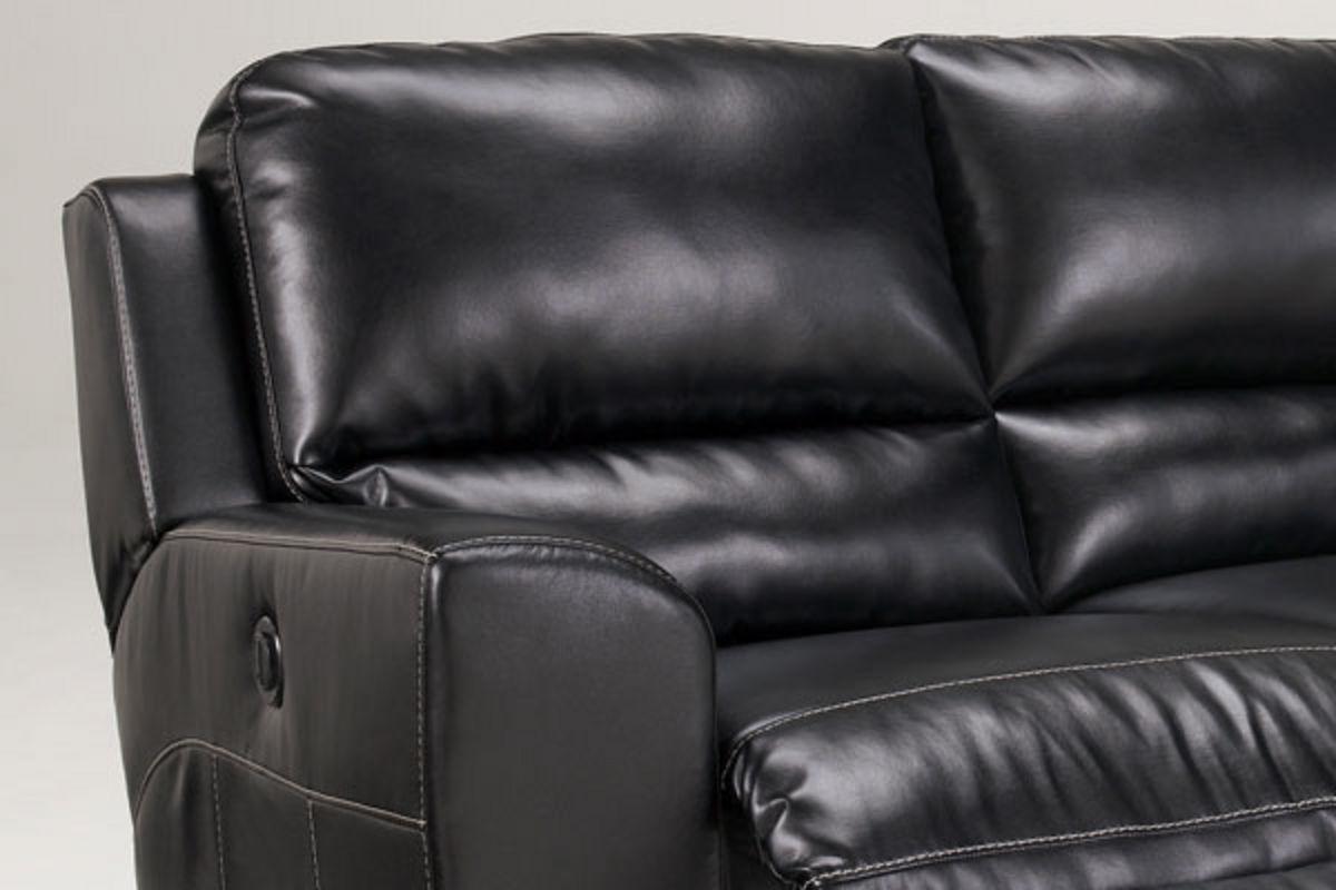 Nova Reclining Leather Sofa At Gardner White
