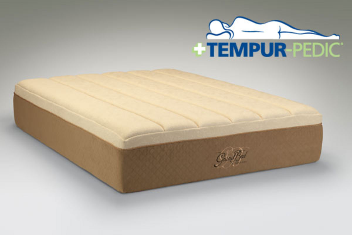 Home tempur pedic hd collection x the grandbed by tempur pedic the bed mattress sale Queen mattress sets sale