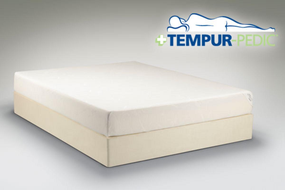 Tempur Simplicity Medium Twin Extra Long Mattress At Gardner White