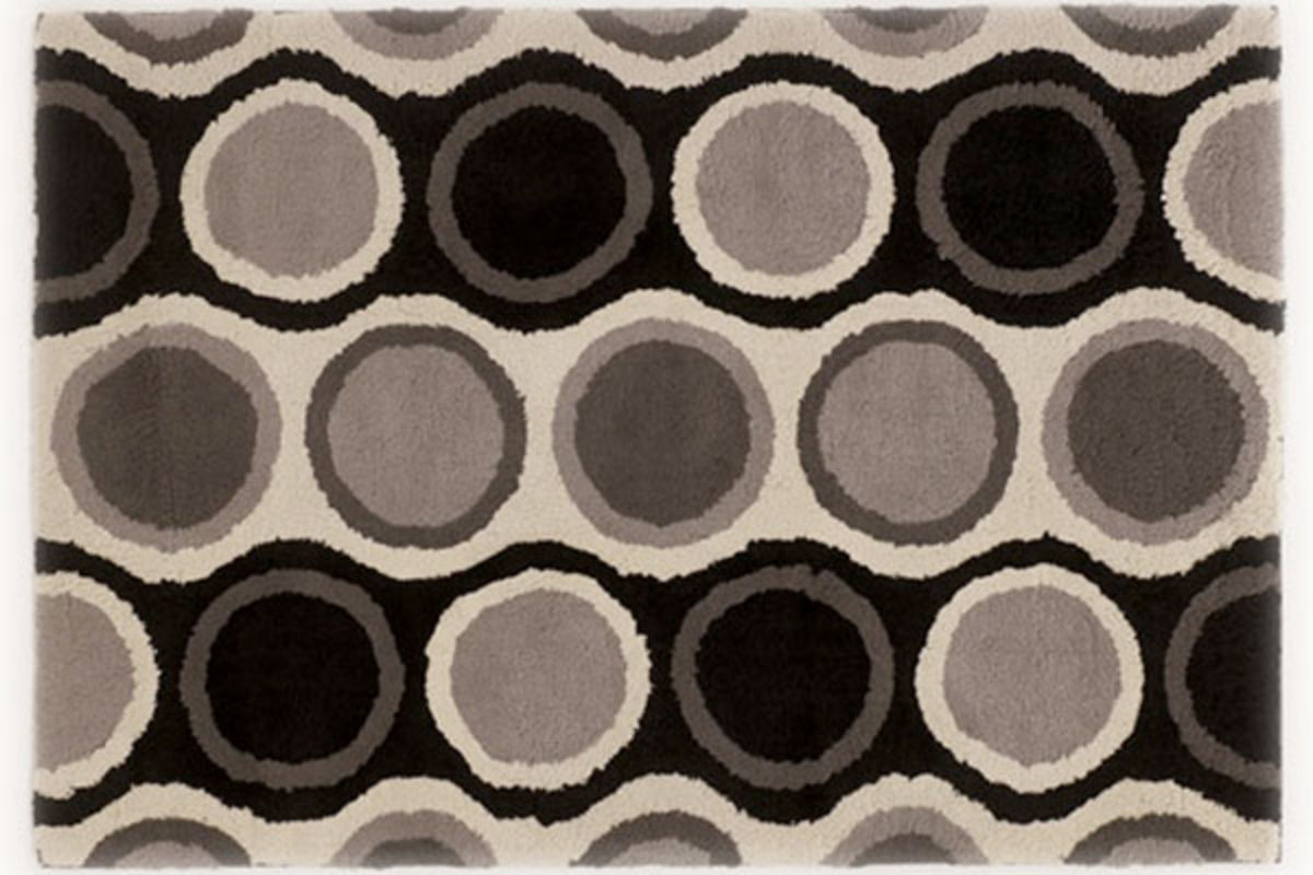 grey links area rug 5x7 at gardner white. Black Bedroom Furniture Sets. Home Design Ideas