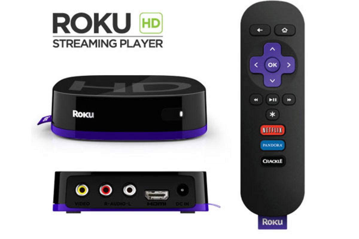 Roku Hd Streaming Player At Gardner White