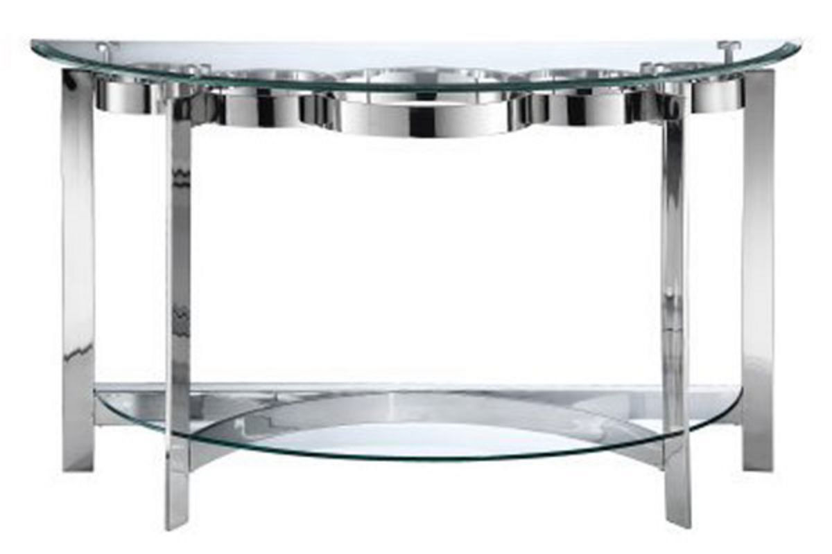 Curvy Chrome amp Glass Sofa Table : 309701200x800 from www.gardner-white.com size 1200 x 800 jpeg 53kB