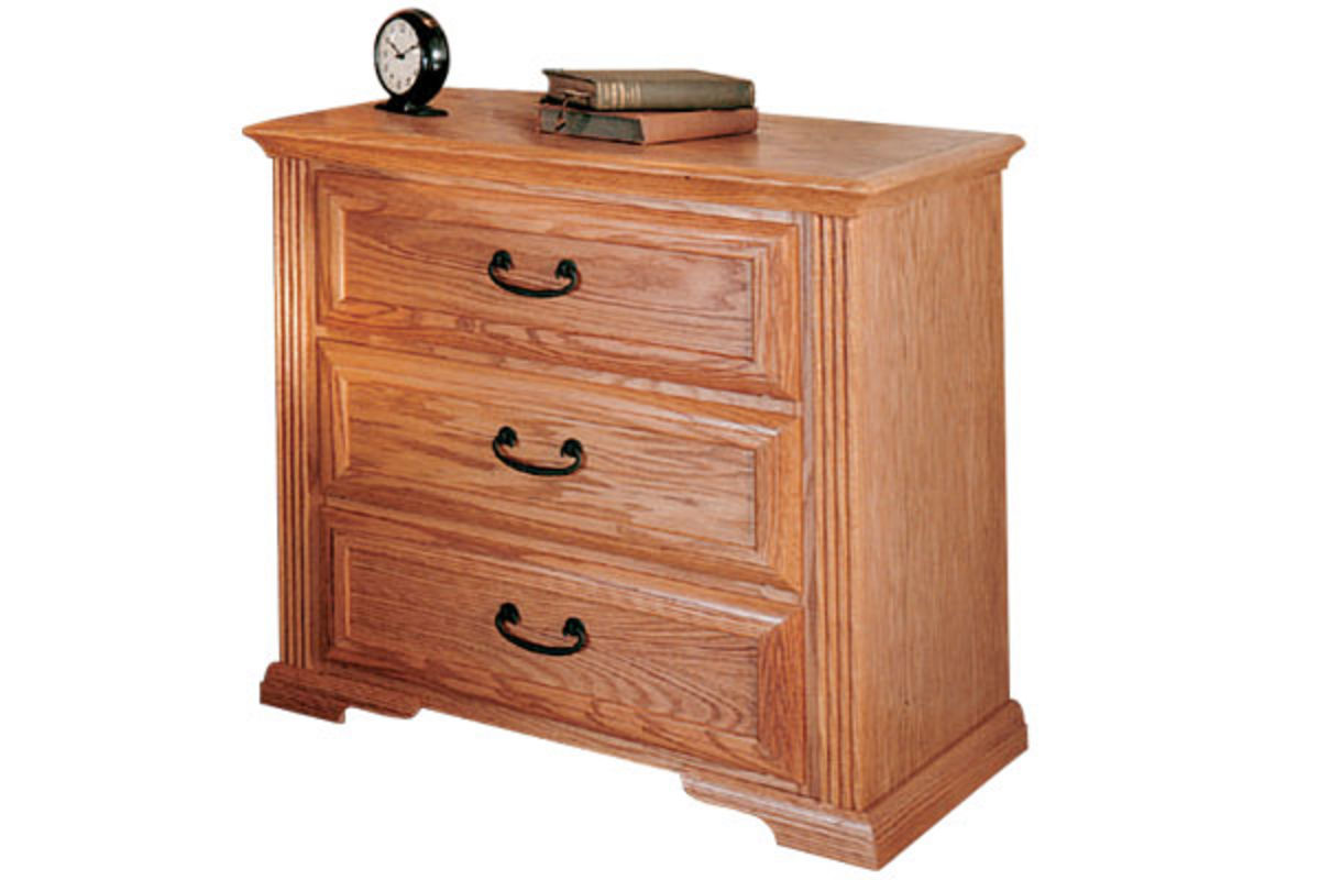 thornwood 3 drawer nightstand cost to ship thornwood oak king bedroom set from