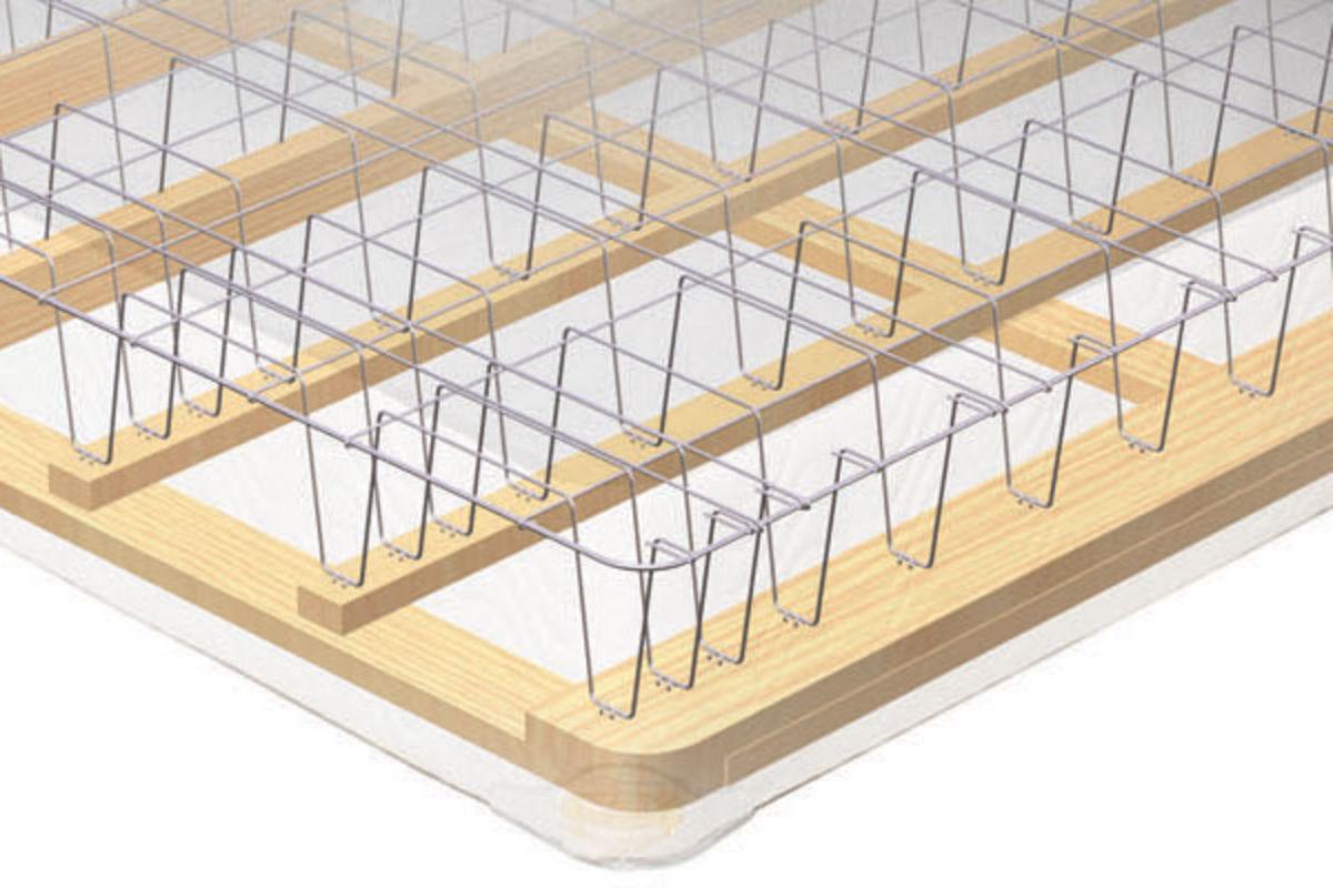 Beautyrest Hotel Luxury Pillow Top Mattress Pad Icomfort King Split Flat Foundation Need 2 | Bed Mattress Sale