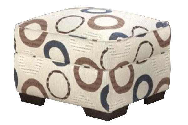 Nightfall Accent Ottoman
