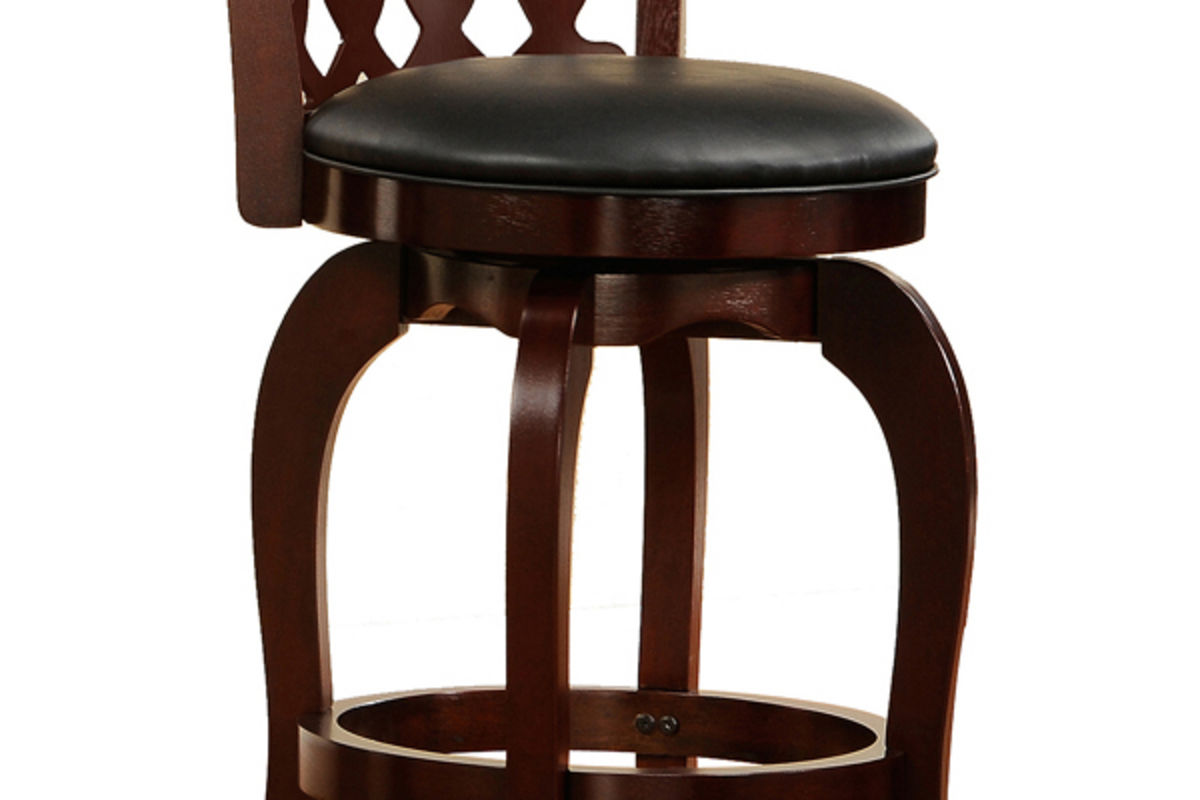 24 Bar Stools With Back Swirl Back 24 Quot Bar Stool At