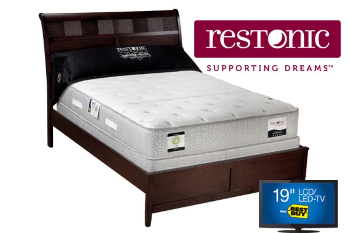 Laguna firm eurotop queen mattress at gardner white for Gardner white credit