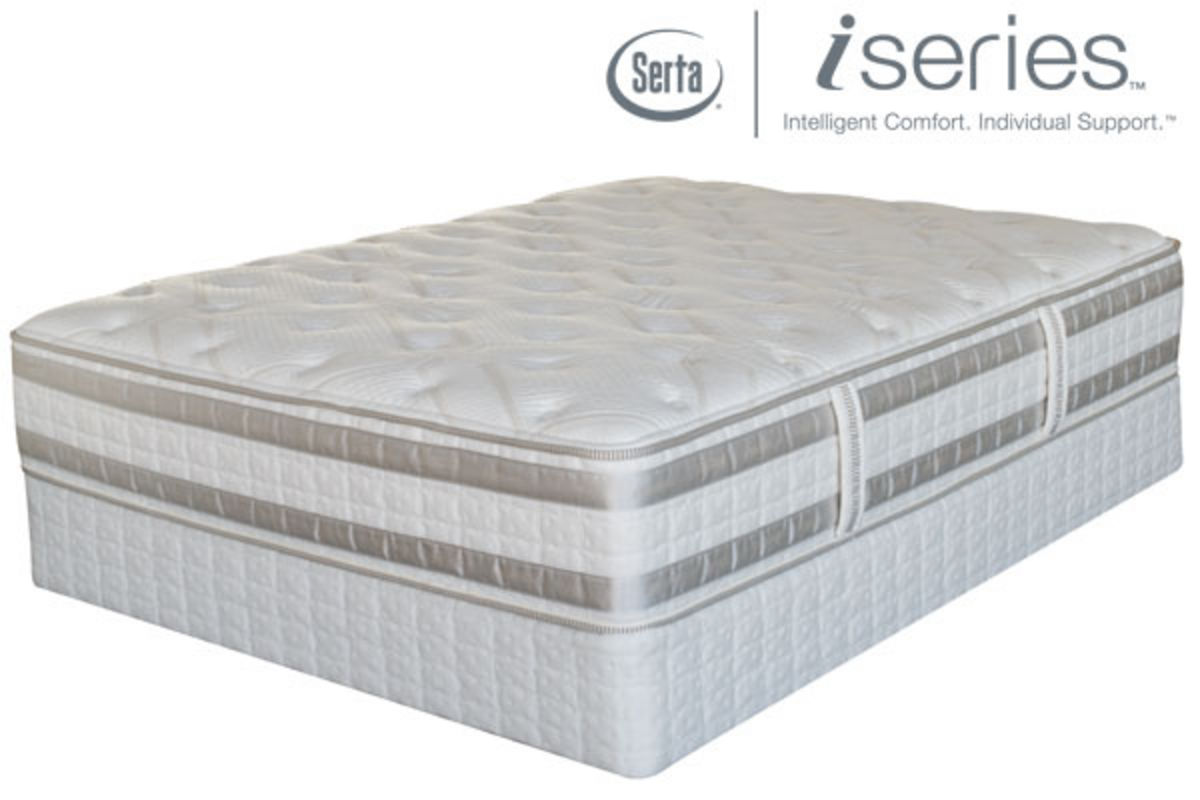 iSeries™ by Serta mendation Twin Extra Long Mattress