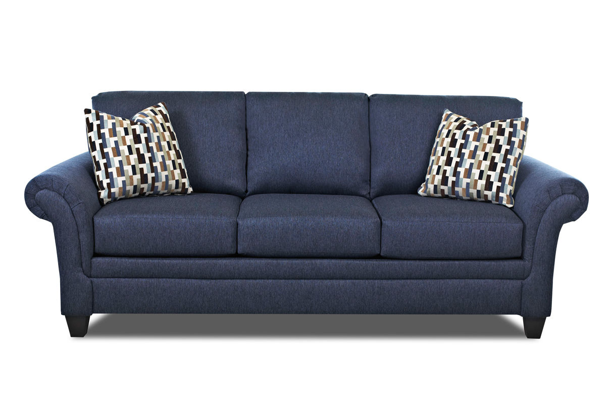 Navy Blue Leather Couch Images Frompo 1